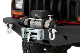 Smittybilt® 76810 - XRC Front Bumper With Winch Plate