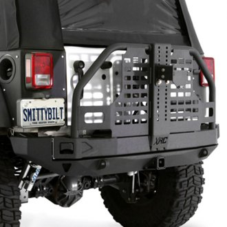 Smittybilt® - XRC Atlas Full Width Rear HD Winch Bumper
