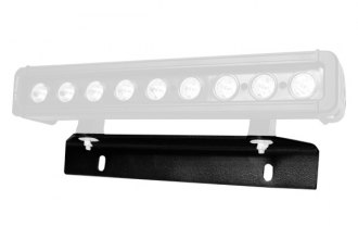 Smittybilt® - License Plate Light Mount