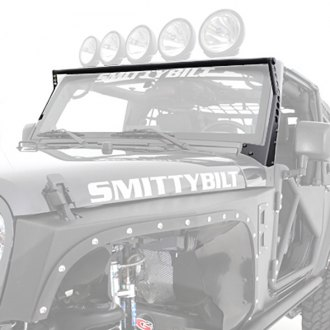 Smittybilt® - XRC Windshield Light Bar