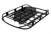 "Smittybilt® - 50"" x 70"" Textured Black Rugged Rack Roof Basket"