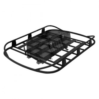 Smittybilt® - 50 x 70 Textured Black Rugged Rack Roof Basket