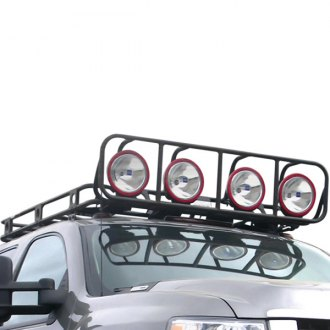 Smittybilt® - Defender Light Cage For 54 Wide Defender Roof Racks