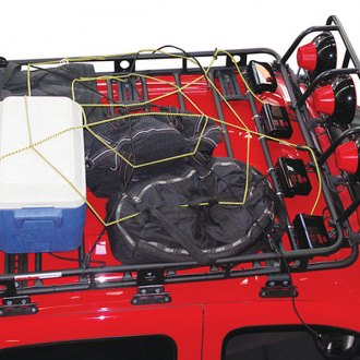 Smittybilt® - Small Defender Cargo Net