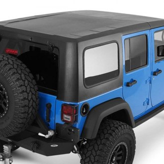 Smittybilt® - Hard Top w/o Upper Doors