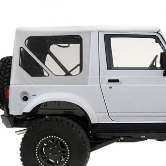 Smittybilt® - Vinyl White OEM Replacement Soft Top Only