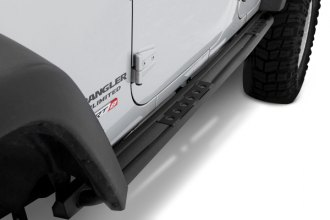 Smittybilt® - SRC Classic Rock Rails With Step