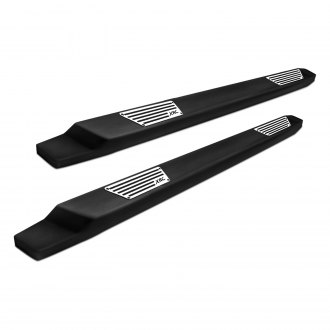 Smittybilt® - XRC Black Rock Sliders