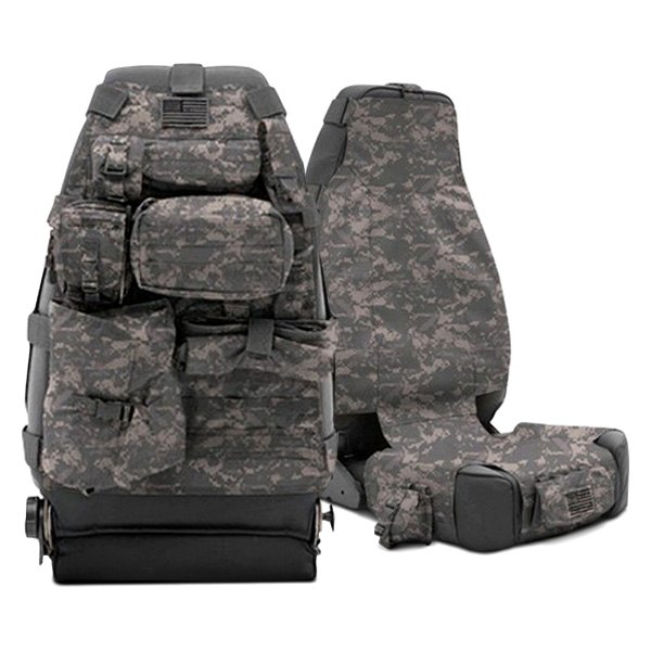 Smittybilt® - G.E.A.R. Army Combat Uniform Front Seat Cargo Cover
