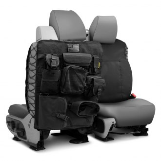 Smittybilt® - G.E.A.R. Black Front Seat Covers
