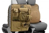Smittybilt® - G.E.A.R. Coyote Tan Front Seat Cargo Covers