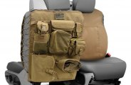 Smittybilt® - G.E.A.R. Front Seat Cargo Covers