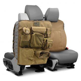 Smittybilt® - G.E.A.R. Coyote Tan Front Seat Covers
