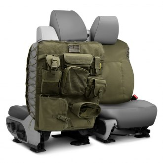 Smittybilt® - G.E.A.R. Olive Drab Green Front Seat Covers