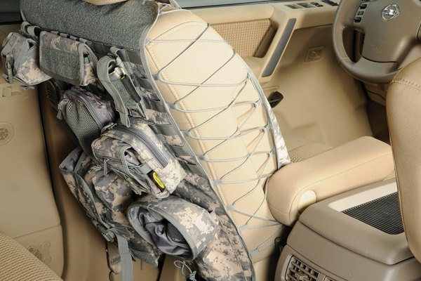 Smittybilt® - G.E.A.R. ACU Front Seat Cargo Covers