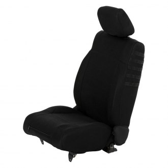 Smittybilt® - Custom Fit G.E.A.R. Black Seat Cover