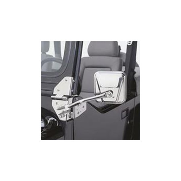 Smittybilt® - Driver and Passenger Side Manual View Mirrors