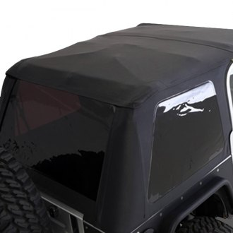 1997 Jeep Wrangler Soft Tops Complete Tops Fabric Only