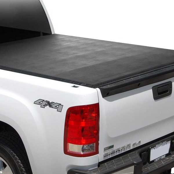 Smittybilt® - Smart Tonneau Cover - Closed, Cargo Net Included