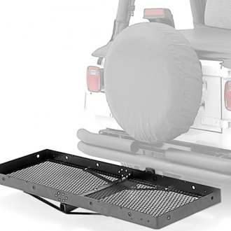 Smittybilt® - Receiver Rack