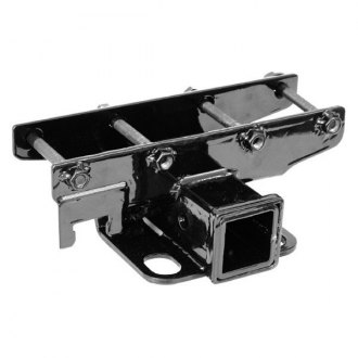 Smittybilt® - Class 2 Receiver Trailer Hitch with Receiver Opening