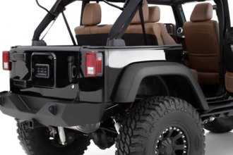 Smittybilt® - OE Style Tailgate Bar Replacement Hardware