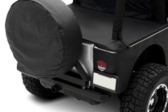Smittybilt® - Spare Tire Cover