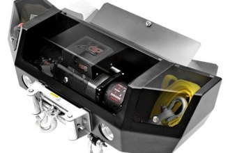 Smittybilt® 2806 - XRC Winch Cradle and Storage Box