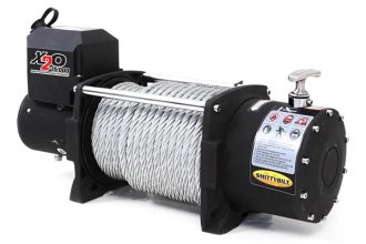 Smittybilt® - X2O Series Waterproof Winch