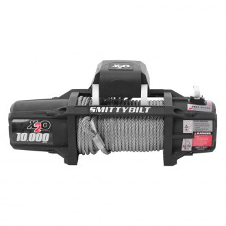 Smittybilt® - X2O Series Gen 2 Waterproof Winch