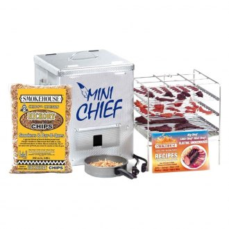 Smokehouse® - Mini Chief Electric Smoker