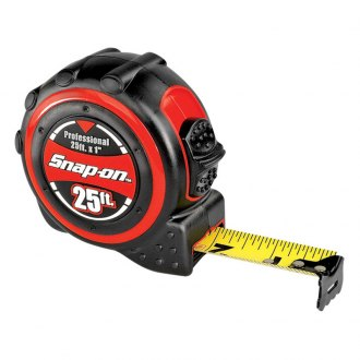 "Snap-on® - 25' x 1"" Cushion Grip Tape Measure"