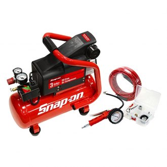 Snap-on® - 3 Gallon Air Compressor Kit