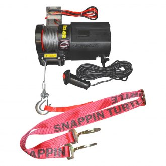 Snappin Turtle® - 4,500 lbs Trailer Winch