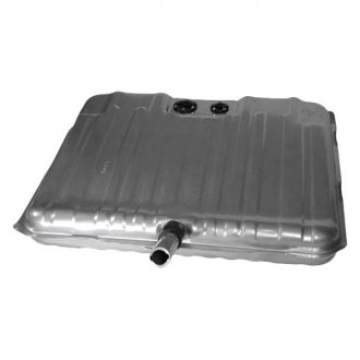 Sniper® - Coated Steel Silver EFI Fuel Tank System