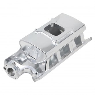 Sniper® - Sheet Metal Carbureted Fabricated Single Plane Intake Manifold