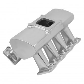 Sniper® - Single Plane EFI Hi-Ram Fabricated Intake Manifold and Fuel Rail Kit