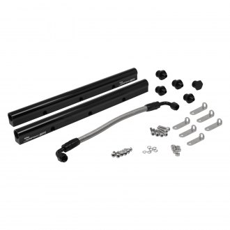 Sniper® - Fuel Rail Kit with Holley Sniper EFI logo