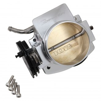 Sniper® - Silver 102 mm EFI Throttle Body