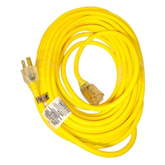 Snow Joe® - Power Joe 14 Guage 50 ft Low-Temp Extension Cord With Lighted End