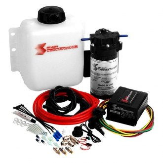Snow Performance® - Dual Carb Roots Blower Boost Cooler