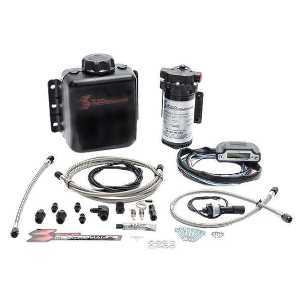Snow Performance® SNO-310-BRD - Boost Cooler™ Stage 3 EFI 2D MAP  Progressive Water-Methanol Injection Kit