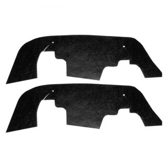 SoffSeal® - Front Driver and Passenger Side Fender Splash Shield