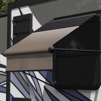 Solera Awnings® - Vinyl Window Awning Roller Assembly