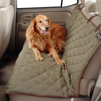 Solvit® - Classic Green Deluxe Bench Seat Cover