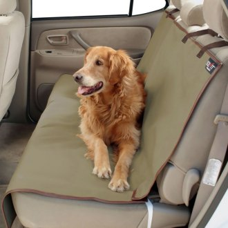 Solvit® - Classic Green Waterproof Seat Cover