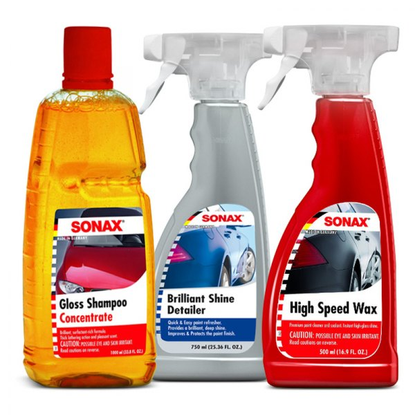 Sonax® - Quick Detail Kit