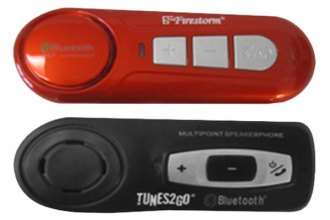 Sondpex® - Sunvisor Bluetooth Speaker and Handsfree Kit