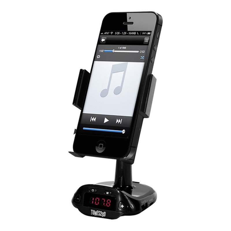 Sondpex® HFM1206 - Tunes2Go™ Hands Free Kit and FM Transmitter with USB Charger