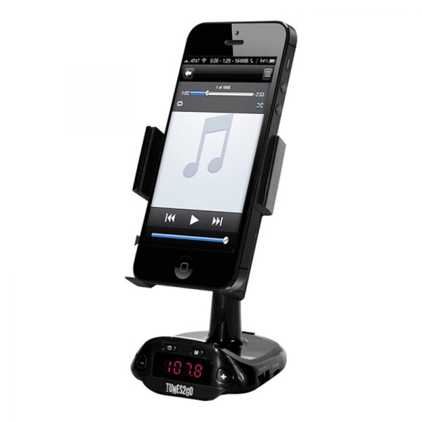 Sondpex® - Tunes2Go™ Hands Free Kit and FM Transmitter with USB Charger